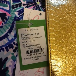 Lilly Pulitzer weekender